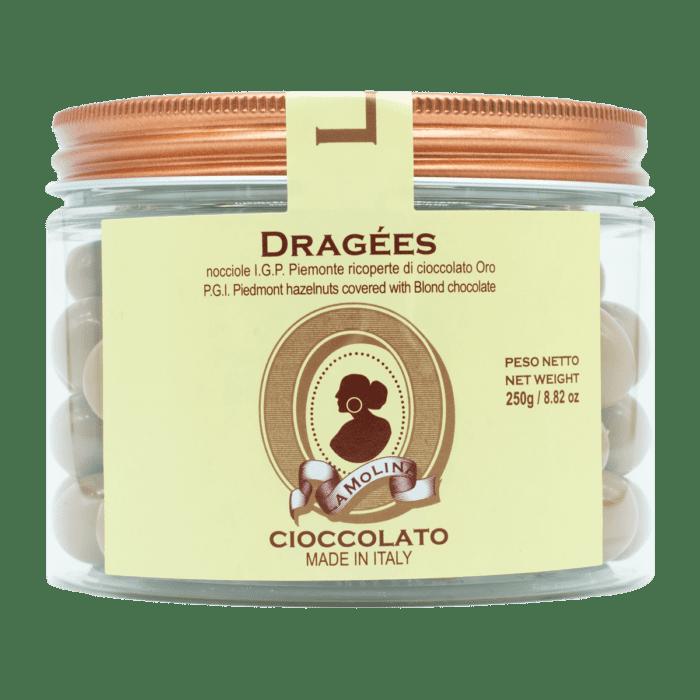 Dragéès oro
