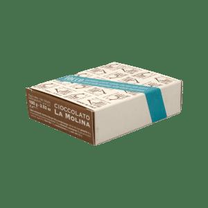 Tocco gianduia al latte salato con nocciole intere