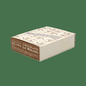 Cioccolato al Pistacchio con pistacchi salati